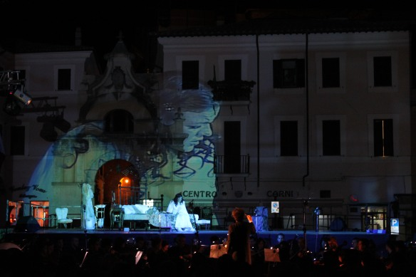 OPERA LIRICA IN PIAZZA - scenografie video_14