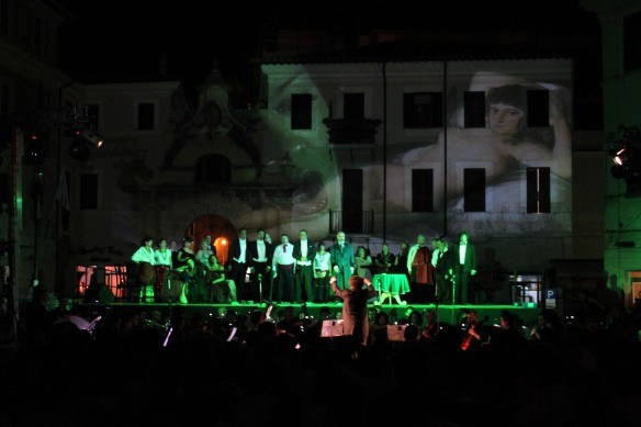 OPERA LIRICA IN PIAZZA - scenografie video_17