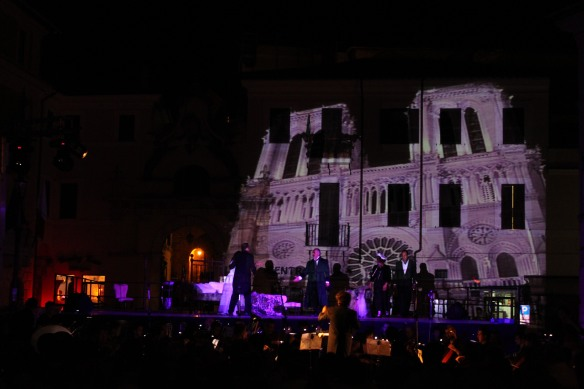 OPERA LIRICA IN PIAZZA - scenografie video_2