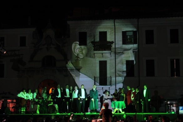 OPERA LIRICA IN PIAZZA - scenografie video_22
