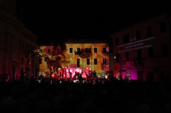 OPERA LIRICA IN PIAZZA - scenografie video_27