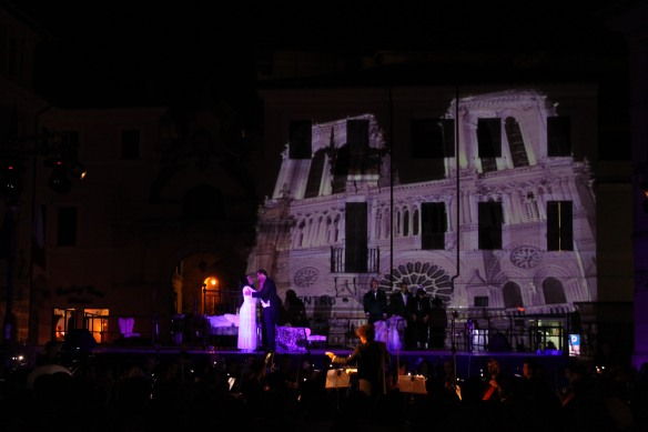 OPERA LIRICA IN PIAZZA - scenografie video_3