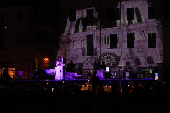 OPERA LIRICA IN PIAZZA - scenografie video_4
