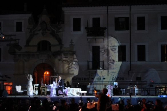 OPERA LIRICA IN PIAZZA - scenografie video_7