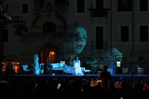 OPERA LIRICA IN PIAZZA - scenografie video_8