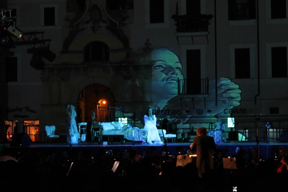 OPERA LIRICA IN PIAZZA - scenografie video_9