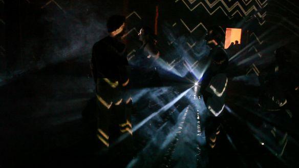 STEFANO FAKE A.N.S. video ambienti 2002_1 arte contemporanea