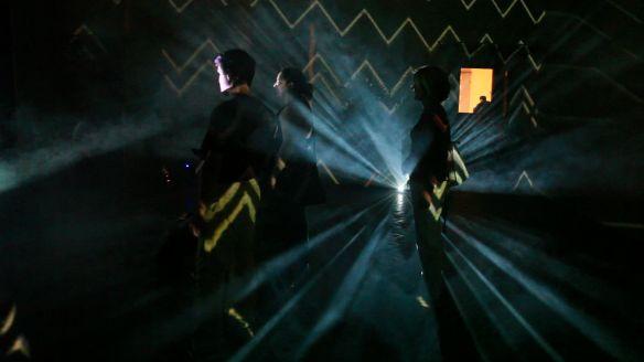STEFANO FAKE A.N.S. video ambienti 2002_10 arte contemporanea