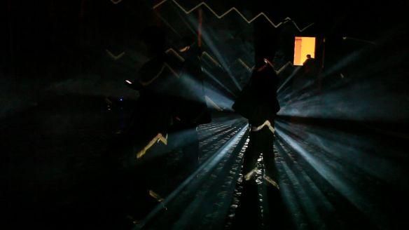 STEFANO FAKE A.N.S. video ambienti 2002_13 arte contemporanea