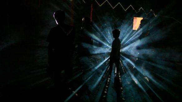 STEFANO FAKE A.N.S. video ambienti 2002_19 arte contemporanea