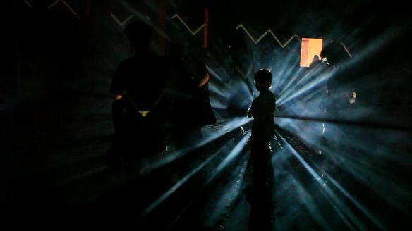 STEFANO FAKE A.N.S. video ambienti 2002_5 arte contemporanea