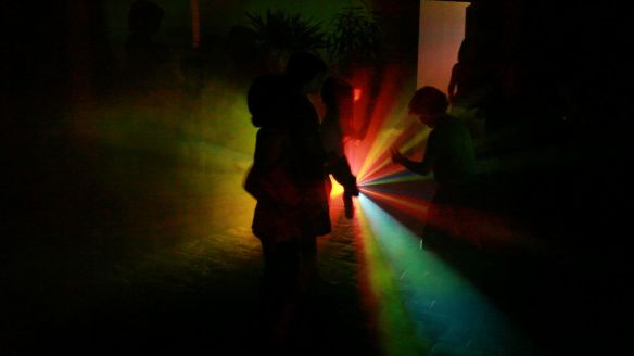 STEFANO FAKE A.N.S. video ambienti 2002_COLORS 22 arte contemporanea