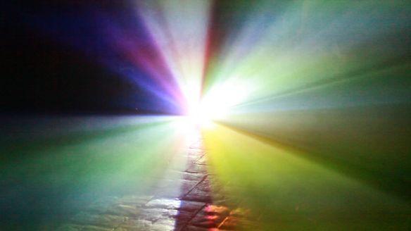 STEFANO FAKE A.N.S. video ambienti 2002_COLORS 25 arte contemporanea