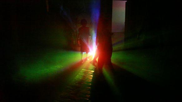 STEFANO FAKE A.N.S. video ambienti 2002_COLORS 29 arte contemporanea