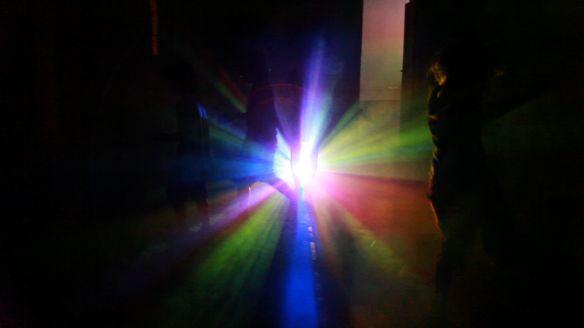 STEFANO FAKE A.N.S. video ambienti 2002_COLORS 4 arte contemporanea