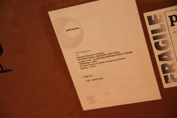 STEFANO FAKE at the BEIJING INTERNATINAL DESIGN TRIENNIA11123