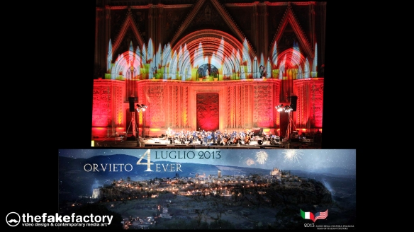 ORCHESTRA ITALIANA DEL CINEMA ORVIETO THE FAKE FACTORY 12