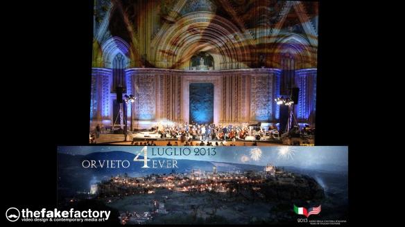 ORCHESTRA ITALIANA DEL CINEMA ORVIETO THE FAKE FACTORY 13