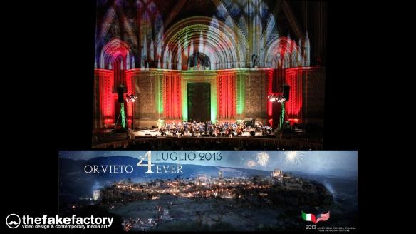 ORCHESTRA ITALIANA DEL CINEMA ORVIETO THE FAKE FACTORY 18