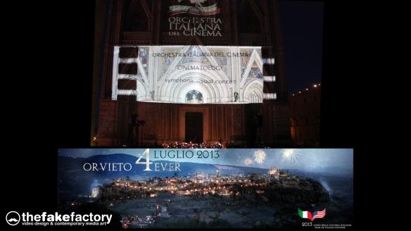 ORCHESTRA ITALIANA DEL CINEMA ORVIETO THE FAKE FACTORY 19