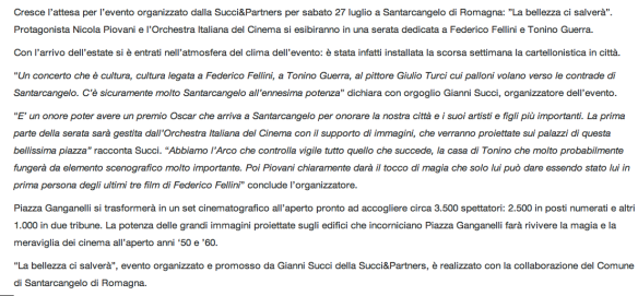 santarcangelo romagna -orchestra italiana del cinema - stefano fake 01