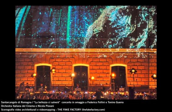the fake factory videomapping concerto santarcangelo Federico Fellini Tonino Guerra_00002
