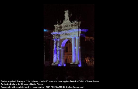 the fake factory videomapping concerto santarcangelo Federico Fellini Tonino Guerra_00015