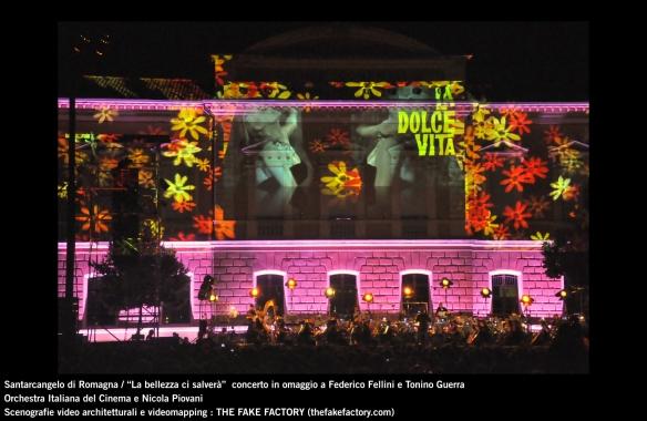 the fake factory videomapping concerto santarcangelo Federico Fellini Tonino Guerra_00019