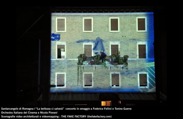 the fake factory videomapping concerto santarcangelo Federico Fellini Tonino Guerra_00027