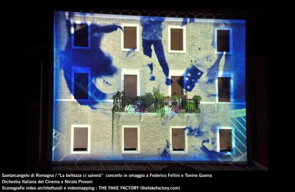 the fake factory videomapping concerto santarcangelo Federico Fellini Tonino Guerra_00030