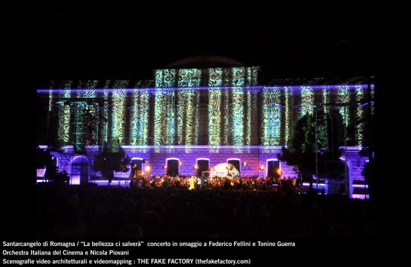 the fake factory videomapping concerto santarcangelo Federico Fellini Tonino Guerra_00048