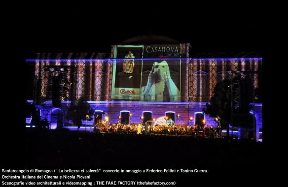 the fake factory videomapping concerto santarcangelo Federico Fellini Tonino Guerra_00050