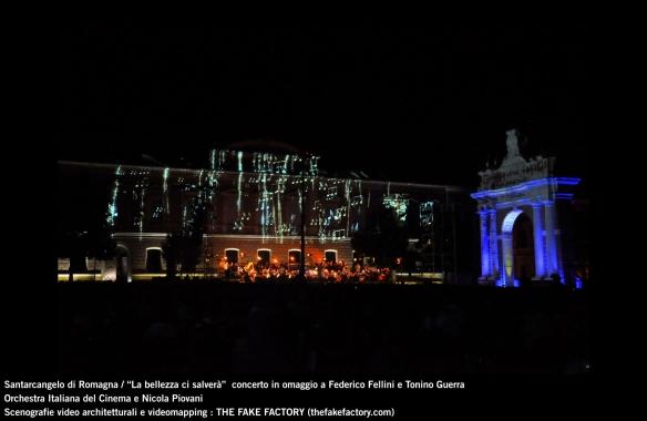 the fake factory videomapping concerto santarcangelo Federico Fellini Tonino Guerra_00064