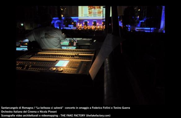 the fake factory videomapping concerto santarcangelo Federico Fellini Tonino Guerra_00087