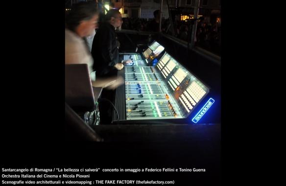 the fake factory videomapping concerto santarcangelo Federico Fellini Tonino Guerra_00089