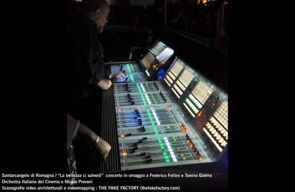 the fake factory videomapping concerto santarcangelo Federico Fellini Tonino Guerra_00090
