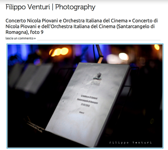ORCHESTRA ITALIANA DEL CINEMA 07