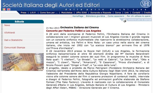 SOCIETA' ITALIANA DEGLI AUTORI ED EDITORI