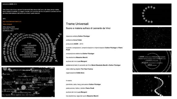 TRAME UNIVERSALI AGON THE FAKE FACTORY 03