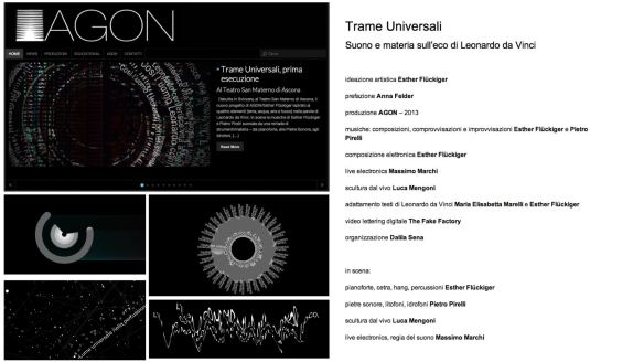 TRAME UNIVERSALI AGON THE FAKE FACTORY 05