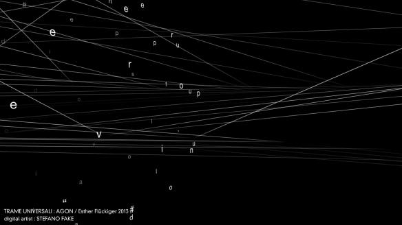 TRAME UNIVERSALI - DIGITAL LETTERING STEFANO FAKE - THE FAKE FACTORY_00209