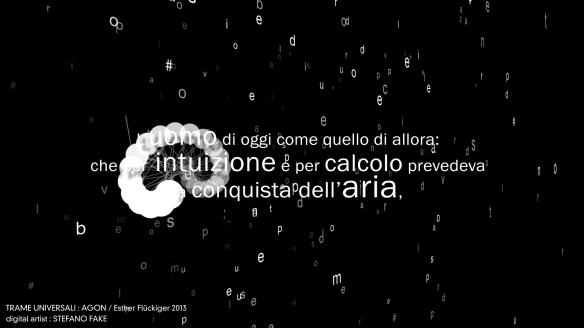TRAME UNIVERSALI - DIGITAL LETTERING STEFANO FAKE - THE FAKE FACTORY_00994