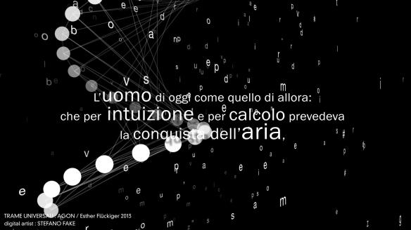 TRAME UNIVERSALI - DIGITAL LETTERING STEFANO FAKE - THE FAKE FACTORY_01123