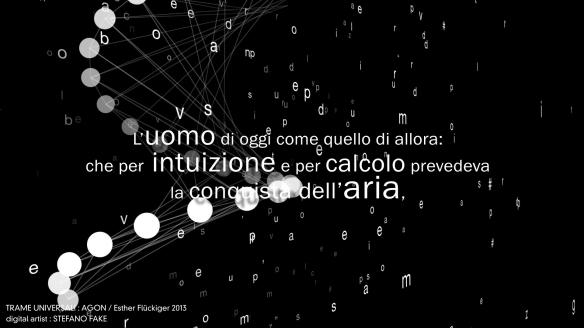 TRAME UNIVERSALI - DIGITAL LETTERING STEFANO FAKE - THE FAKE FACTORY_01127