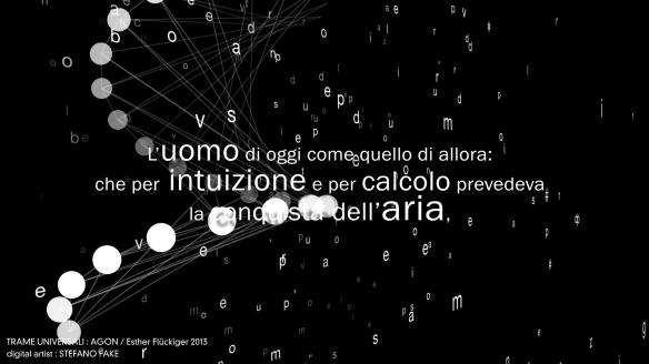 TRAME UNIVERSALI - DIGITAL LETTERING STEFANO FAKE - THE FAKE FACTORY_01132