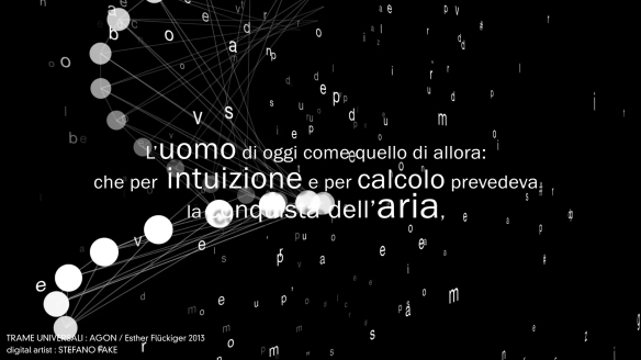 TRAME UNIVERSALI - DIGITAL LETTERING STEFANO FAKE - THE FAKE FACTORY_01134