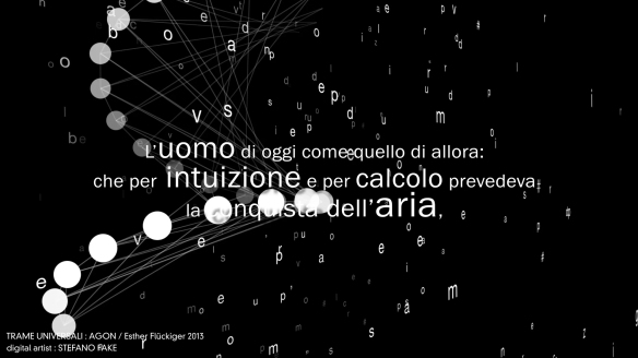 TRAME UNIVERSALI - DIGITAL LETTERING STEFANO FAKE - THE FAKE FACTORY_01135