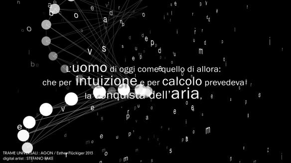 TRAME UNIVERSALI - DIGITAL LETTERING STEFANO FAKE - THE FAKE FACTORY_01138