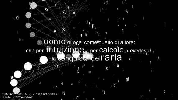 TRAME UNIVERSALI - DIGITAL LETTERING STEFANO FAKE - THE FAKE FACTORY_01139