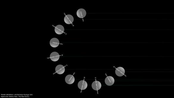 TRAME UNIVERSALI - DIGITAL LETTERING STEFANO FAKE - THE FAKE FACTORY_116